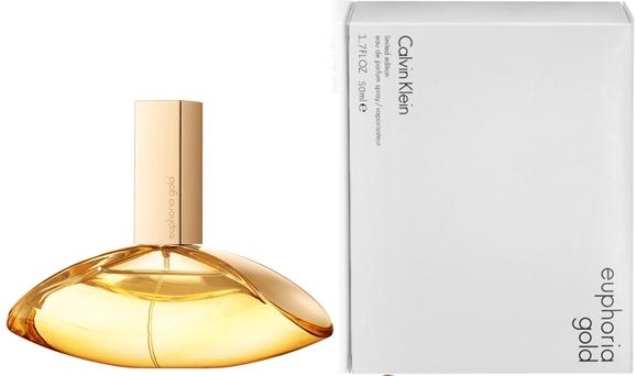 Парфюмерная вода (тестер) 50 мл Calvin Klein Euphoria Gold