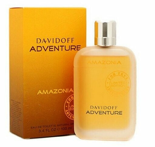 Туалетная вода 100 мл Davidoff Adventure Amazonia