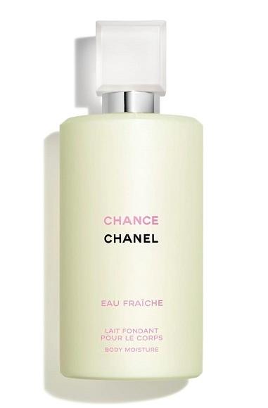 Молочко для тела (уценка) 200 мл Chanel Chance Eau Fraiche