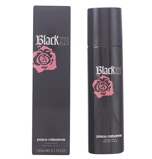 Дезодорант-спрей 150 мл Paco Rabanne Black XS