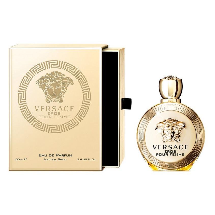 Парфюмерная вода 100 мл Versace Eros Pour Femme