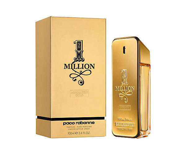 Духи 100 мл Paco Rabanne 1 Million Absolutely Gold