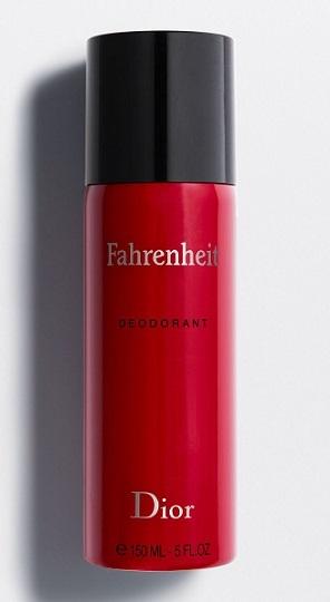 Дезодорант-спрей 150 мл Christian Dior Fahrenheit