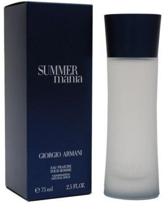 Giorgio Armani Summer Mania Homme