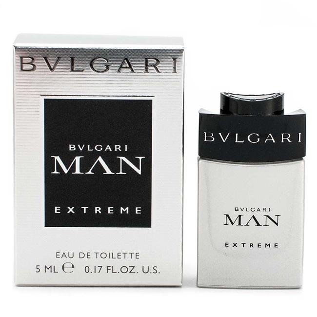 Туалетная вода 5 мл Bvlgari Bvlgari Man Extreme