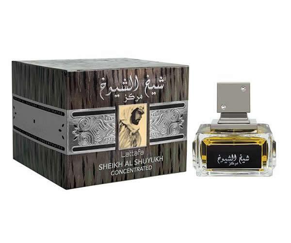 Lattafa Perfumes Sheikh Al Shuyukh Concentrated
