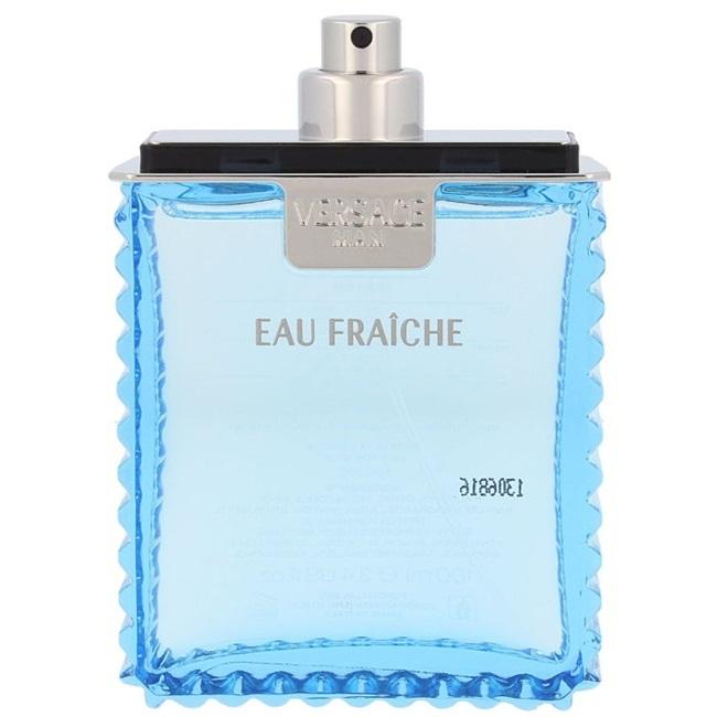 Туалетная вода (тестер) 100 мл Versace Versace Man Eau Fraiche
