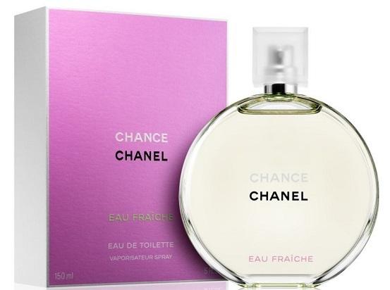 Туалетная вода 150 мл Chanel Chance Eau Fraiche