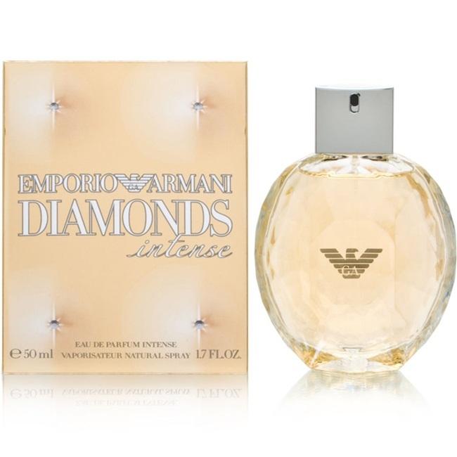 Парфюмерная вода 50 мл Giorgio Armani Emporio Armani Diamonds Intense
