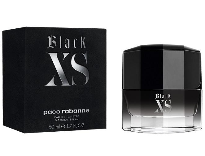 Туалетная вода 50 мл Paco Rabanne Black XS