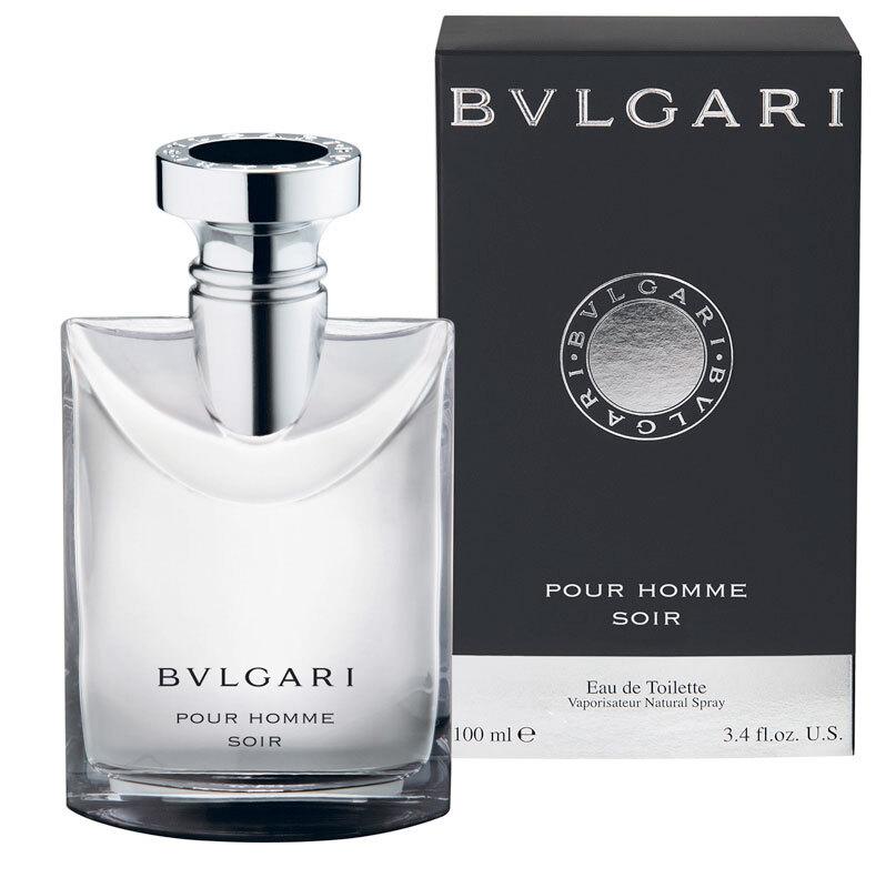 Туалетная вода 100 мл Bvlgari Bvlgari Pour Homme Soir