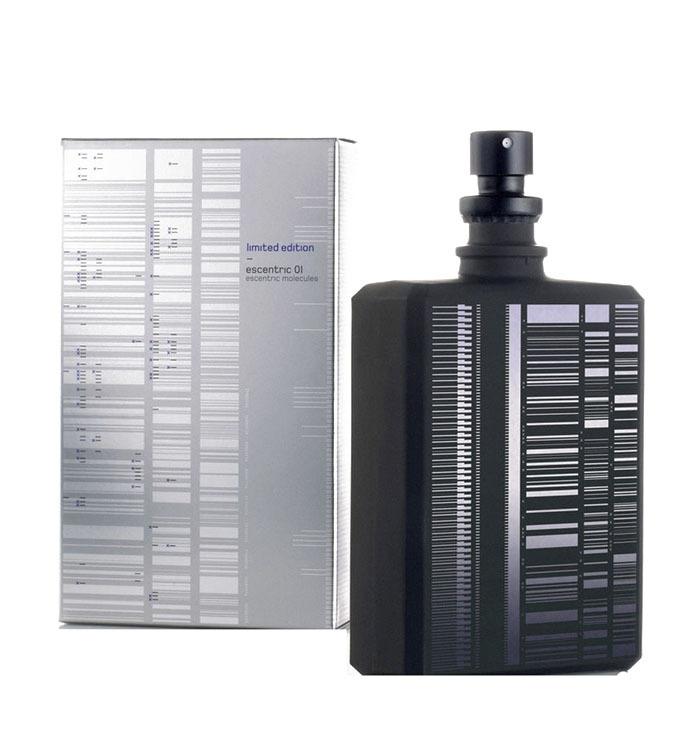 Туалетная вода 100 мл Escentric Molecules Escentric 01 Black Limited Edition