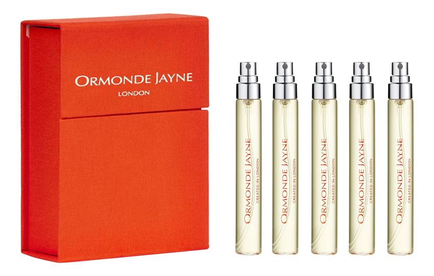 Набор (парфюмерная вода 8 мл x 5 шт.) Ormonde Jayne Ambre Royal