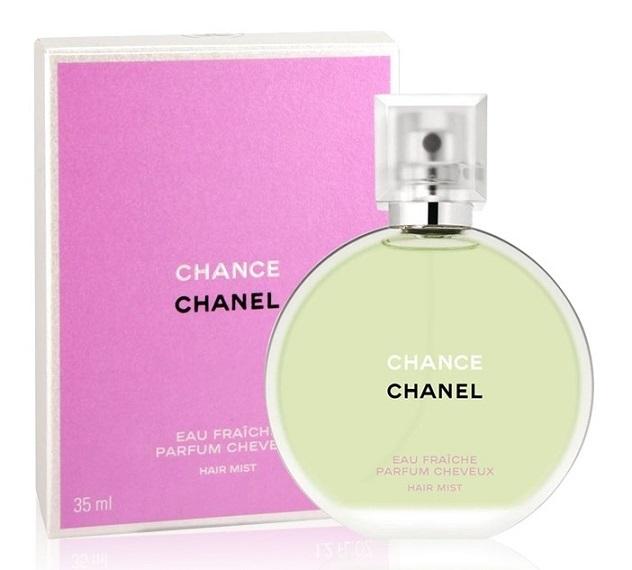 Дымка для волос 35 мл Chanel Chance Eau Fraiche