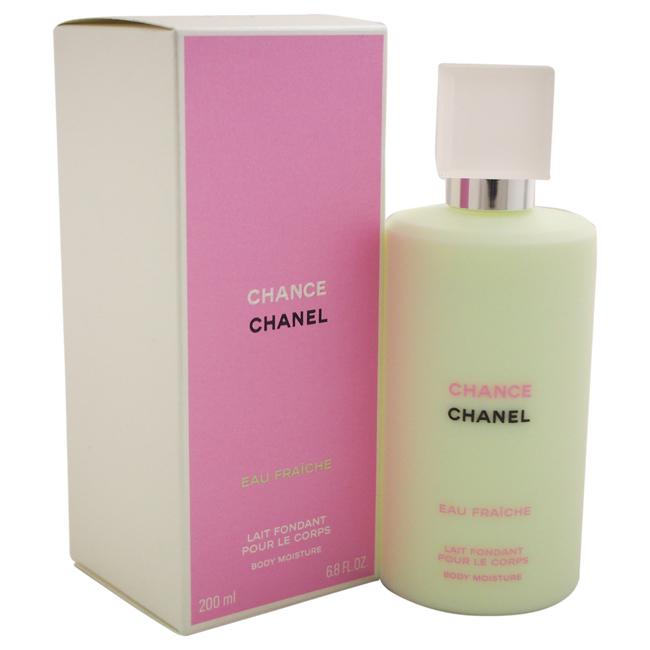 Молочко для тела 200 мл Chanel Chance Eau Fraiche