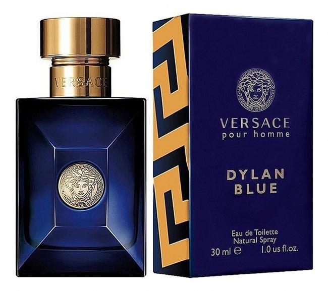 Туалетная вода 30 мл Versace Versace Pour Homme Dylan Blue