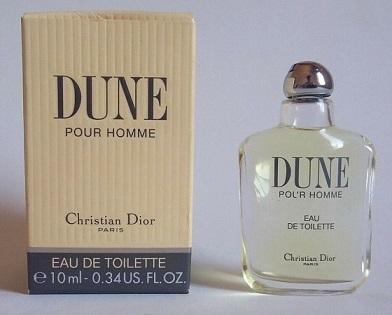 Туалетная вода 10 мл Christian Dior Dune Pour Homme