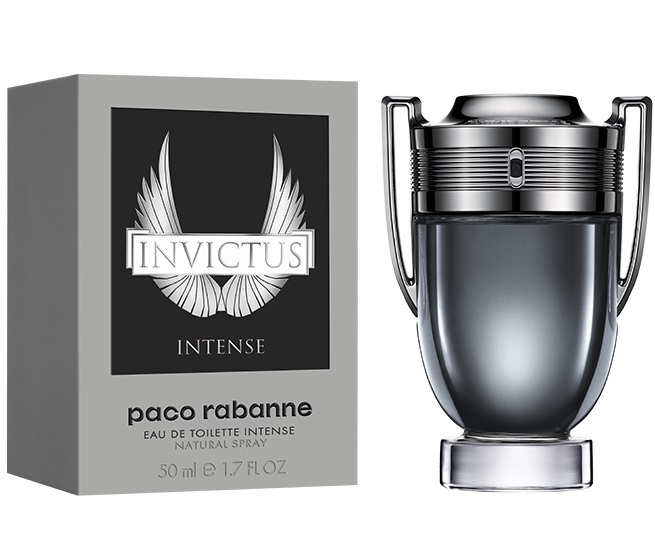 Туалетная вода 50 мл Paco Rabanne Invictus Intense