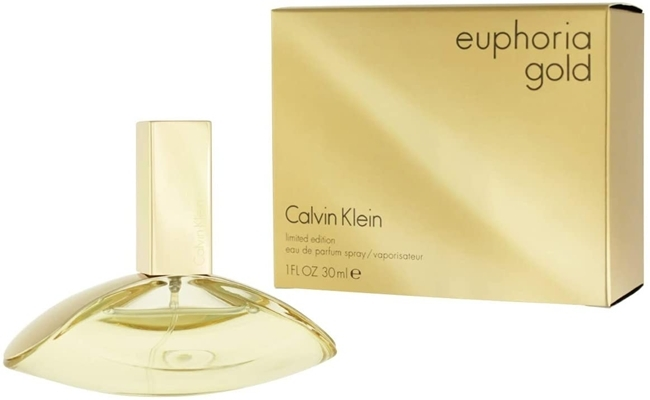Парфюмерная вода 30 мл Calvin Klein Euphoria Gold