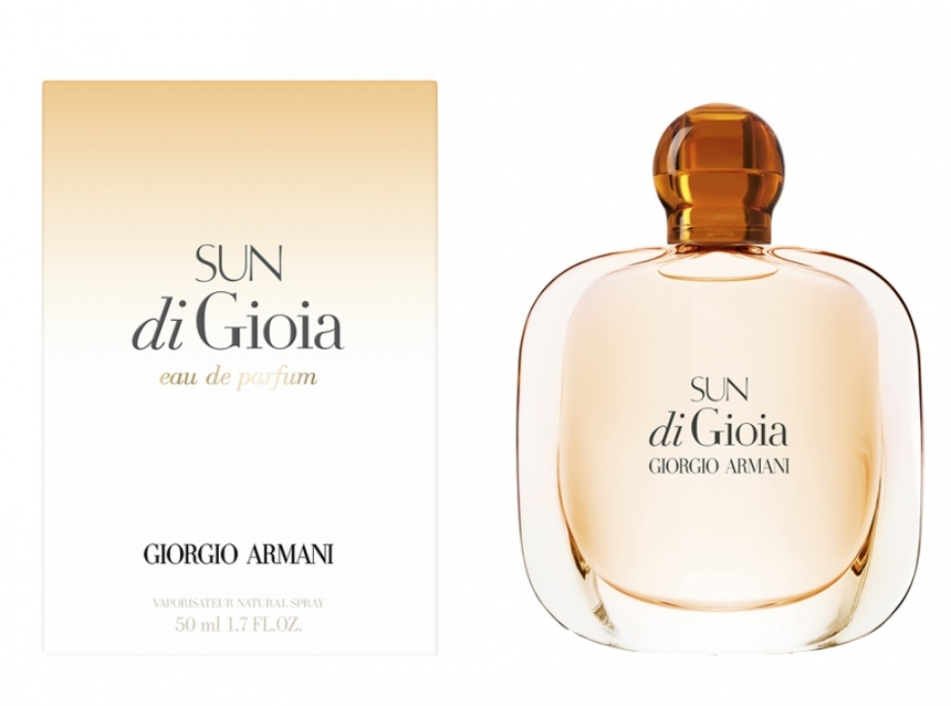 Парфюмерная вода 50 мл Giorgio Armani Sun di Gioia