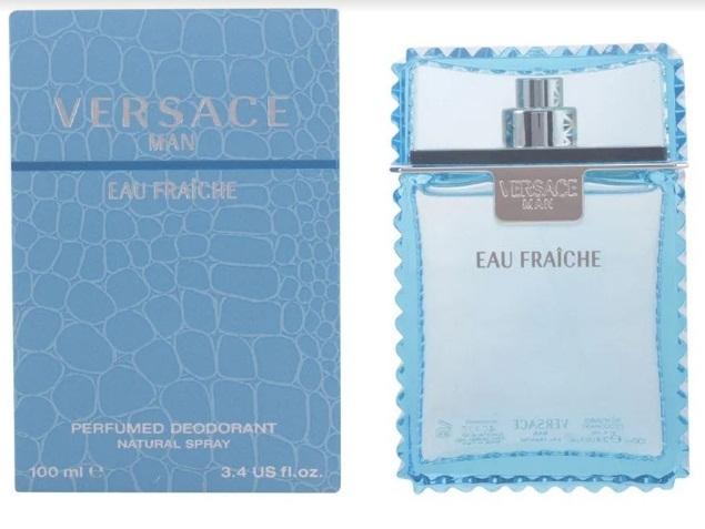 Дезодорант-спрей 100 мл Versace Versace Man Eau Fraiche