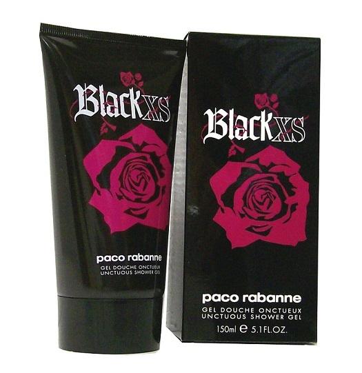 Гель для душа 150 мл Paco Rabanne Black XS