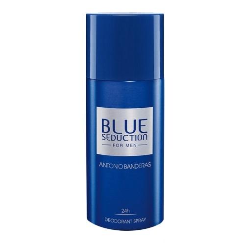 Дезодорант-спрей 150 мл Antonio Banderas Blue Seduction