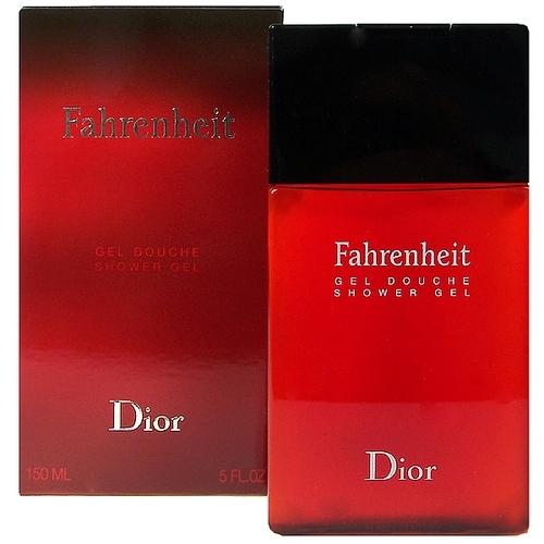 Гель для душа 150 мл Christian Dior Fahrenheit
