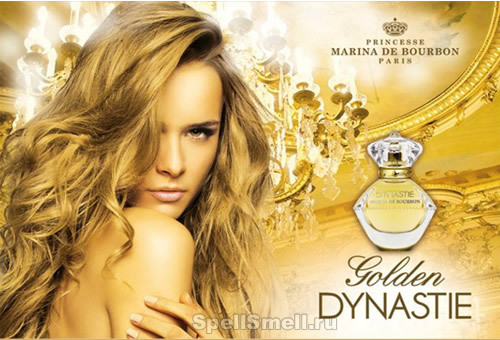 Princesse Marina De Bourbon Golden Dynastie
