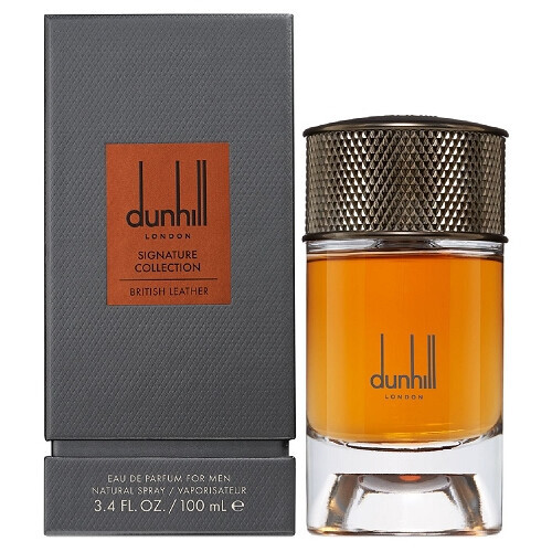 Alfred Dunhill Signature Collection British Leather
