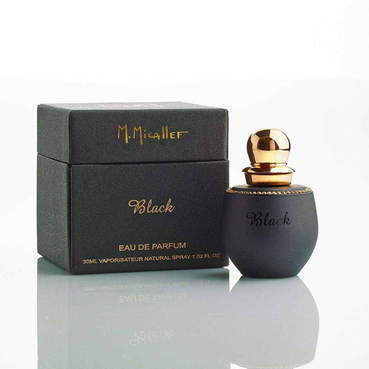 Парфюмерная вода 30 мл M.Micallef Black