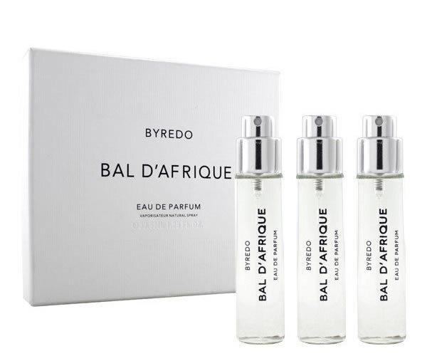 Набор (парфюмерная вода 12 мл x 3 шт.) Byredo Bal d Afrique