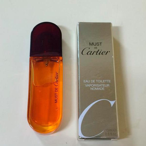 Туалетная вода 15 мл Cartier Must De Cartier