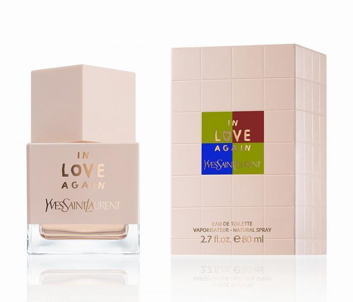 Туалетная вода 80 мл Yves Saint Laurent La Collection In Love Again