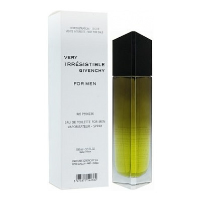 Туалетная вода (тестер) 100 мл Givenchy Very Irresistible For Men