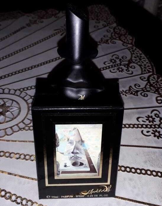 Духи (со спреем) 7.5 мл Salvador Dali Salvador Dali Parfum
