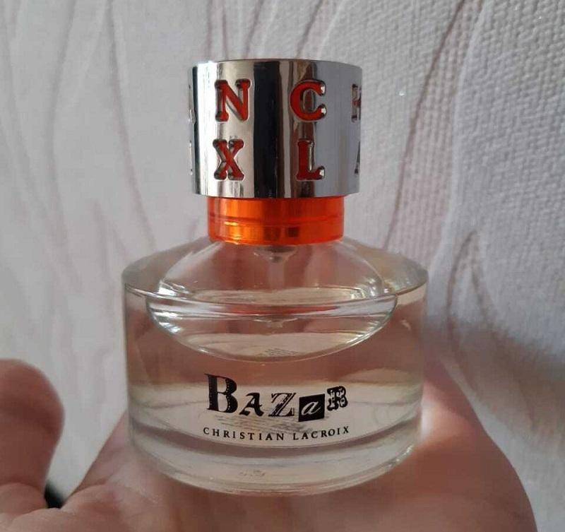 Парфюмерная вода 30 мл Christian Lacroix Bazar
